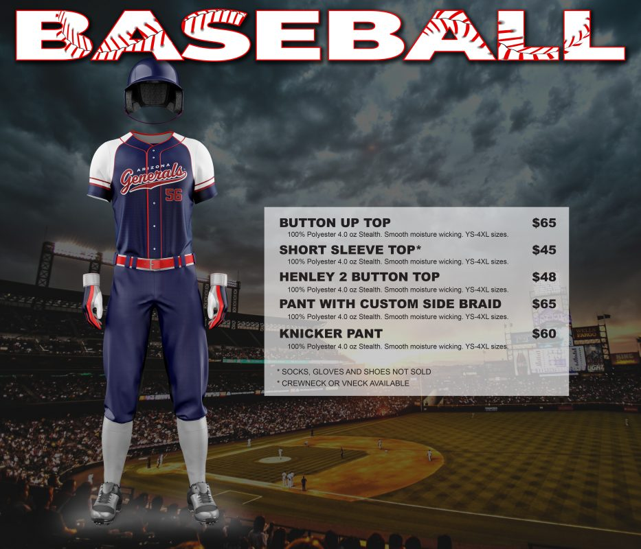 baseball pricing picture